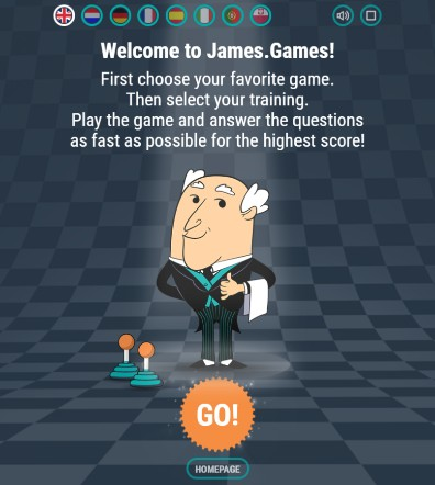 James.Games: The Most Engaging Learning Platform